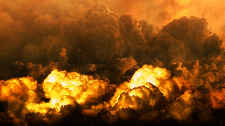 Bethesda, MD – Explosion on Rugby Ave near Auburn Ave & Del Ray Ave Ends in Injuries