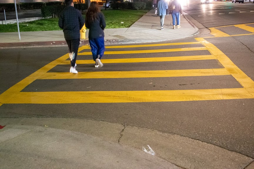 Glen Burnie, MD – Pedestrian Crash with Injuries Reported at Crain Highway & S Mayo Rd