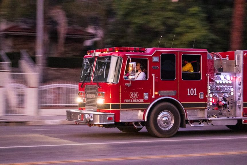 Knoxville, MD - House Fire on S Mountain Rd Results in Injuries