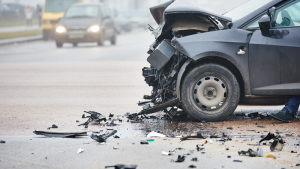 Albuquerque, NM – Car Accident with Injuries on I-40 at Eubank Blvd