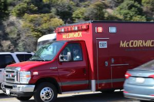 Baltimore, MD – Crash with Injuries Reported on Baltimore Washington Parkway near Powder Mill Rd