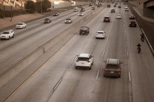 Albuquerque, NM – Injury Accident Reported on I-25 Near Jefferson St