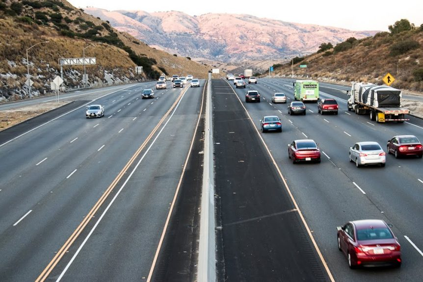 Albuquerque, NM – Injury Crash Reported on I-25 at Ave Cesar Chavez