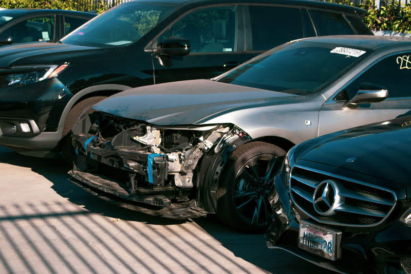 Baltimore, MD – Vehicle Rollover Crash on N Rogers Ave near Wesley Ave Ends in Injuries