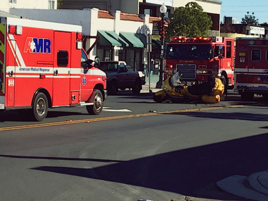 Foxville, MD – Motorcycle Accident on Foxville Rd near Catoctin Hollow Rd Ends in Injuries