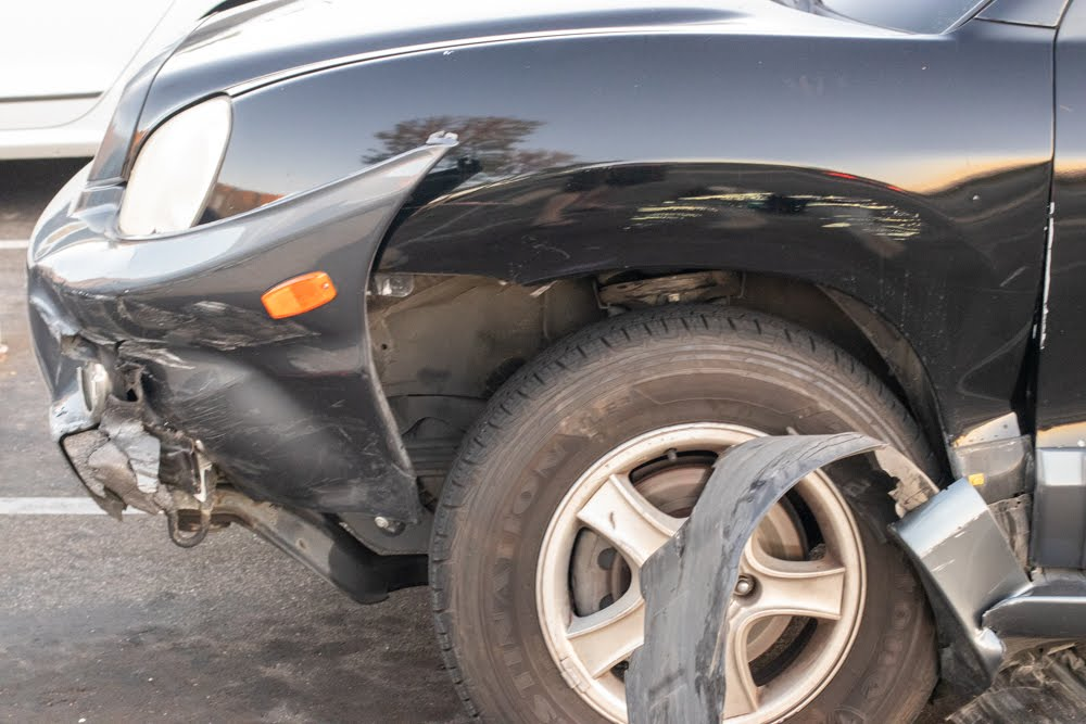 Baltimore, MD – Fiery Crash with Injuries Reported on Orchard St