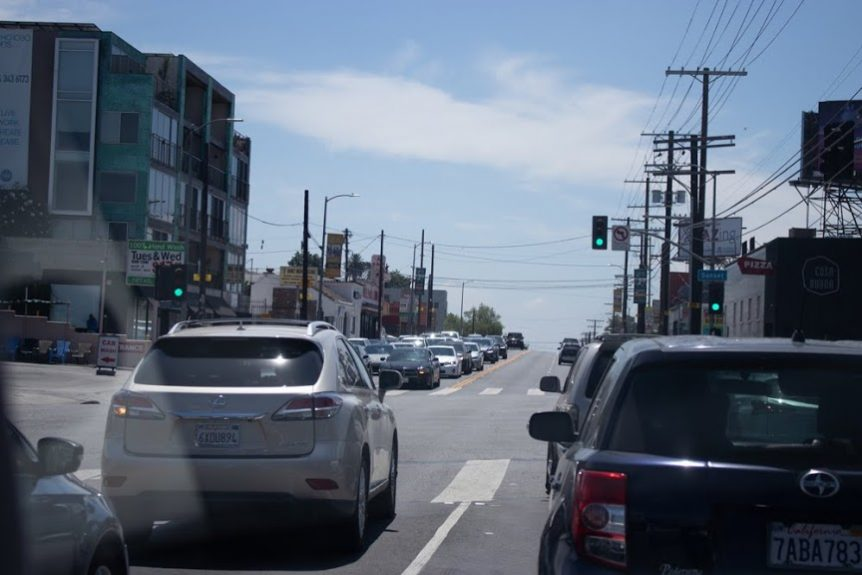 Baltimore, MD – Vehicle Collision with Injuries blocks W Cold Spring Ln